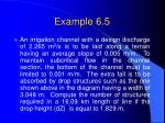 example 6 5