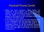 parshall flume contd45