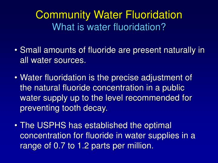 community water fluoridation division of oral health cdc - 720×540