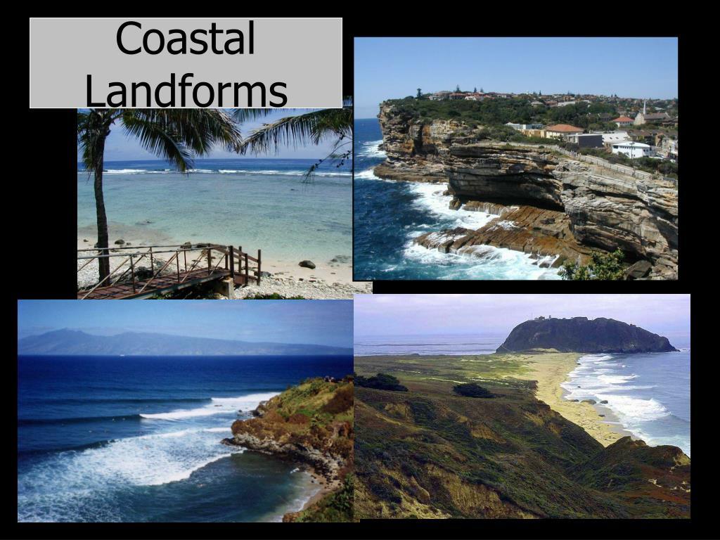 coastal landforms l.