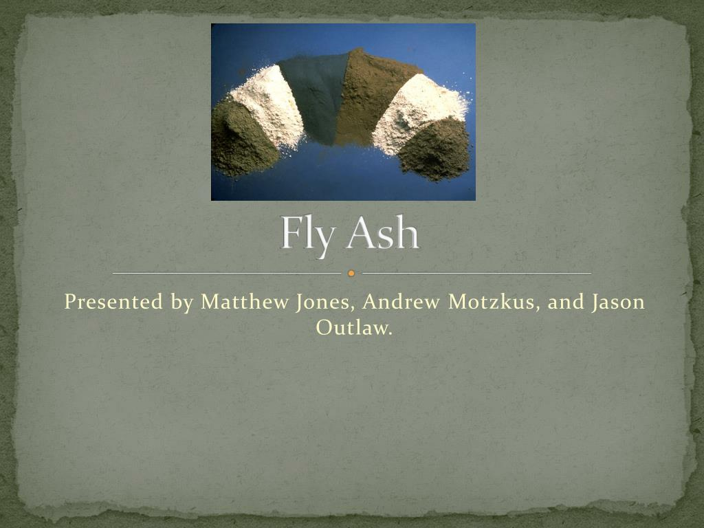 fly ash l.