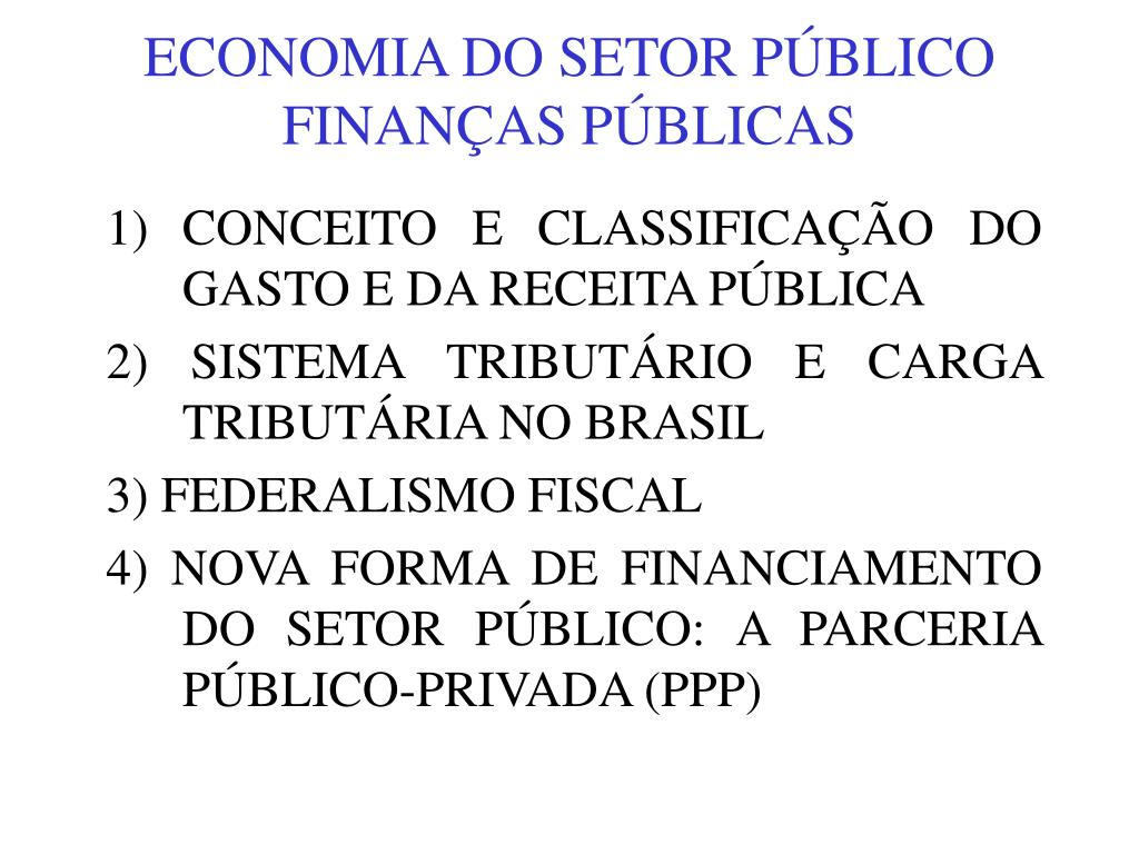 economia do setor p blico finan as p blicas l.