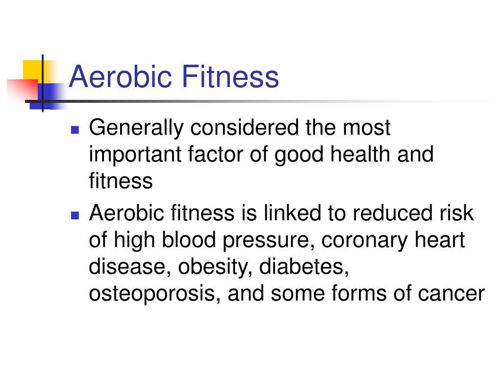 aerobic fitness l.