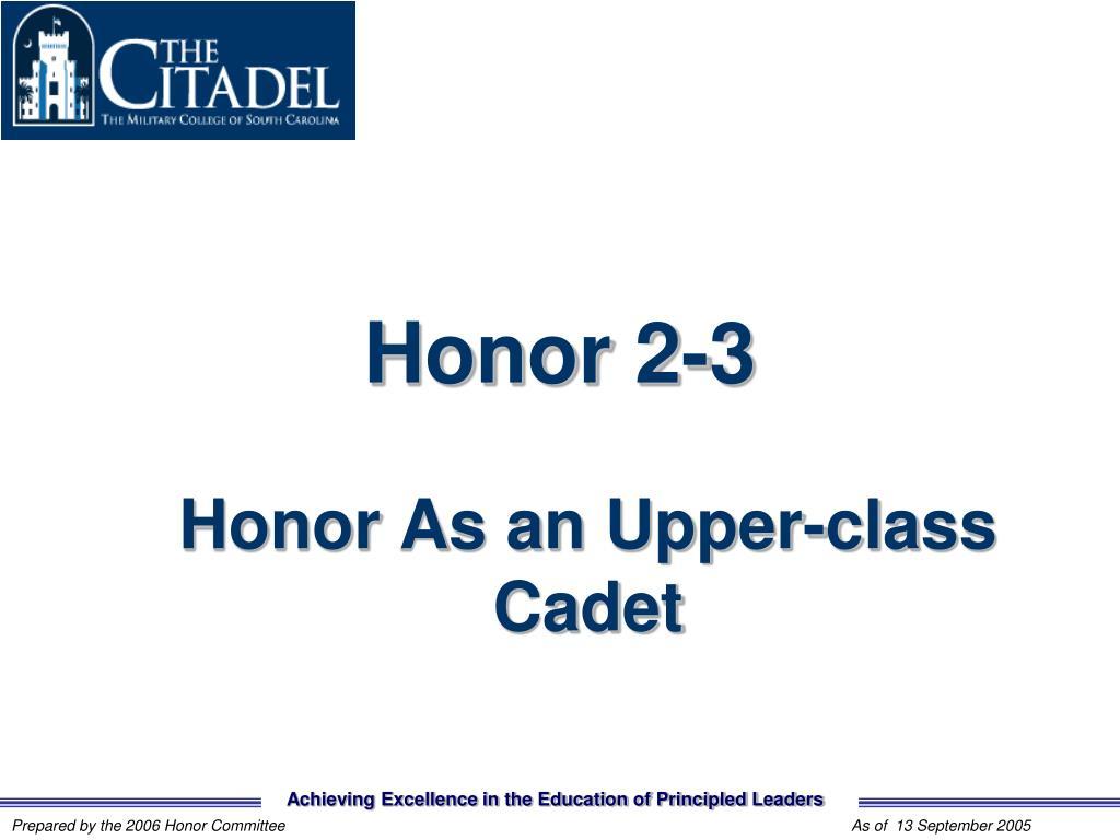 honor 2 3 l.