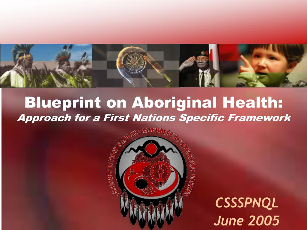 blueprint on aboriginal health approach for a first nations specific framework l.