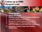 follow up to fmm blueprint ctd20