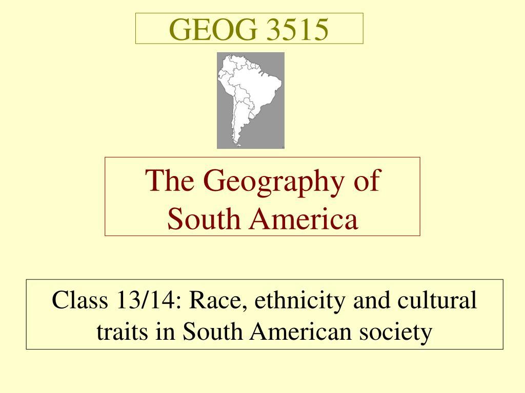 GEOG 3515
