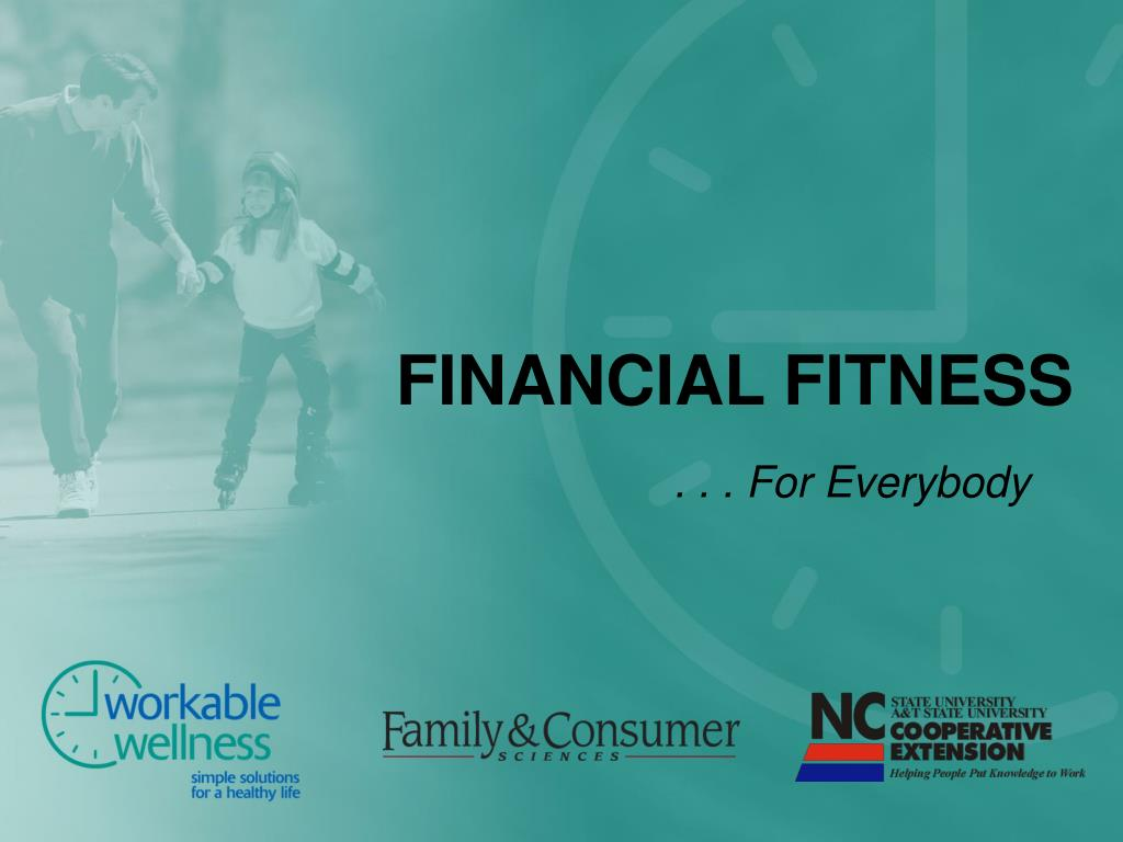 financial fitness l.