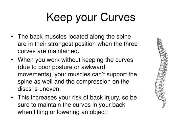 Keep your curves