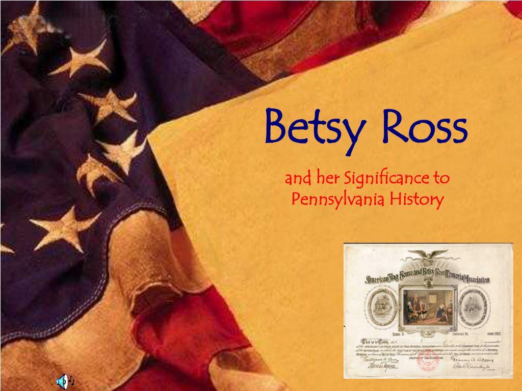 betsy ross l.