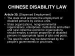 chinese disability law12