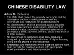 chinese disability law16