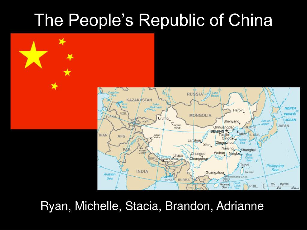 the people s republic of china l.