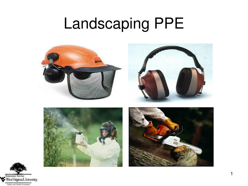landscaping ppe l.