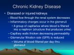 chronic kidney disease10