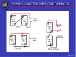 series and parallel connections