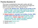 practice question 2291