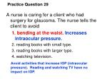 practice question 29107