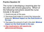 practice question 30109