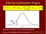 internal combustion engine29