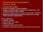 privatna kola gaudeamus kolska 6 osijek36