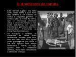 instrumentos de tortura28