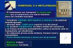 fomepizol o 4 metilpirazol