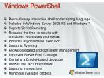 windows powershell14
