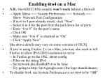 enabling 6to4 on a mac