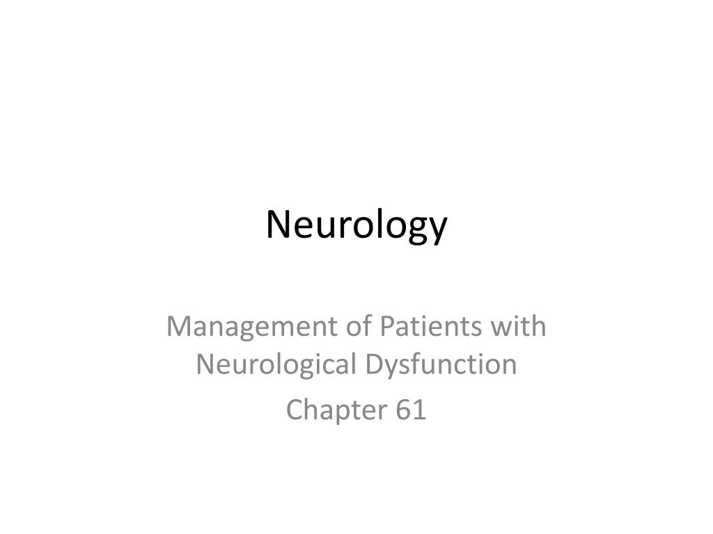 neurology l.