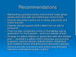 recommendations17