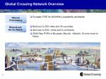 global crossing network overview