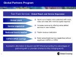 global partners program