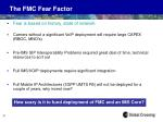 the fmc fear factor