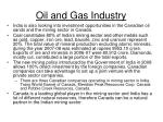 oil and gas industry26
