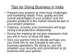 tips for doing business in india38