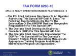 faa form 8260 10