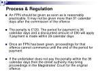 process regulation