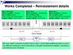works completed reinstatement details1