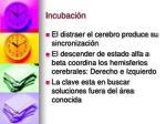 incubaci n45