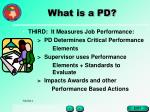 what is a pd7