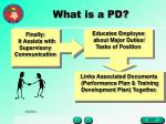 what is a pd9