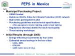 peps in mexico