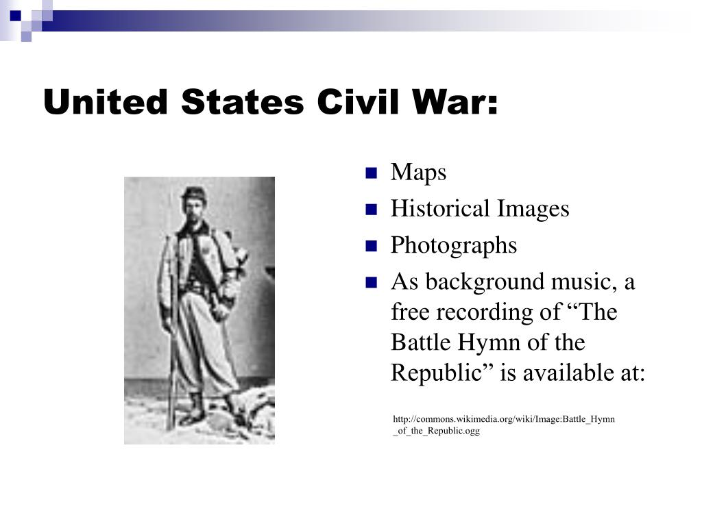 united states civil war l.