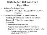 distributed bellman ford algorithm