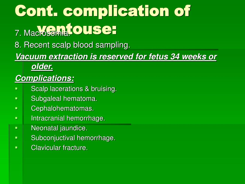 Ppt Obstetric Procedures Powerpoint Presentation Free Download Id 337904