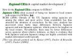 regional cras capital market development 2