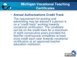 michigan vocational teaching certificates3