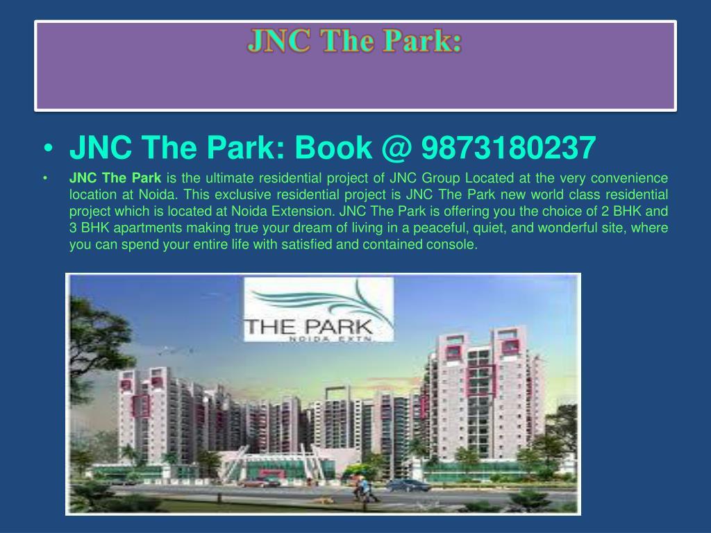 jnc the park l.