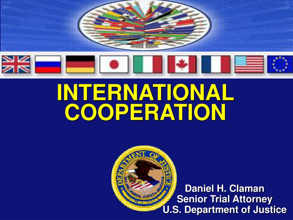 international cooperation l.